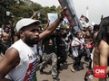 Massa Aksi Papua Elukan Benny Wenda, Samakan dengan Sukarno