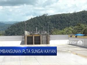 Jadi Ibu Kota, Kalimantan Bakal Punya PLTA Terbesar