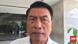Moeldoko Sebut Sudah Waktunya Mobil Dinas Menteri Diganti