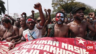 Benny Wenda Respons Kisruh Papua hingga Red Notice Zakir Naik
