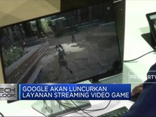 Google Seriusi Bisnis Video Game