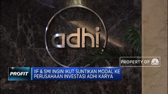 ADHI Adhi Karya Bentuk Perusahaan Investasi