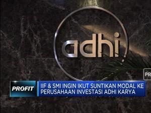 Adhi Karya Bentuk Perusahaan Investasi
