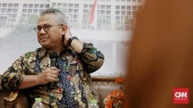 Ketua KPU Sebut Wahyu Tak Persoalkan Harun, Cuma Minta Jawab
