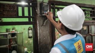 PLN Kembali Catat Meteran Listrik Rumah Pelanggan Akhir Mei