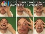 Raup Miliaran per Bulan, Inilah 10 Youtuber Terkaya Dunia