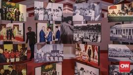 'Mengintip' Rumah Presiden Lewat Aksara Lintas Masa Istana