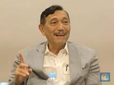 Ekspor Nikel Disetop, Luhut: RI Bisa Dapat US$ 6 Miliar