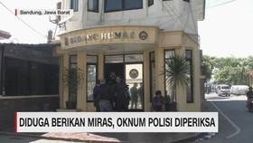 VIDEO: Diduga Berikan Miras, Oknum Polisi Diperiksa