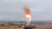 VIDEO: Uji Coba Rudal AS Picu Kekhawatiran Perang Senjata
