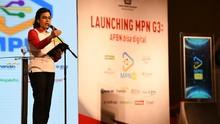 Sri Mulyani Sindir Komisi Bank Lebih Tinggi Dibanding Fintech