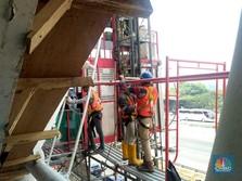 Mengapa LRT Cawang-Cibubur Gagal Beroperasi Oktober 2019?