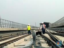 Akhir Oktober, Cawang-Cibubur Sudah Bisa Pakai LRT