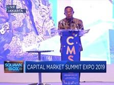 Darmin: Pasar Modal & Bank Harus Bisa Sediakan Dana Murah