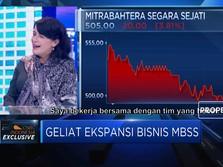 Harga Batu Bara Jatuh, MBSS Perluas Segmen Pasar