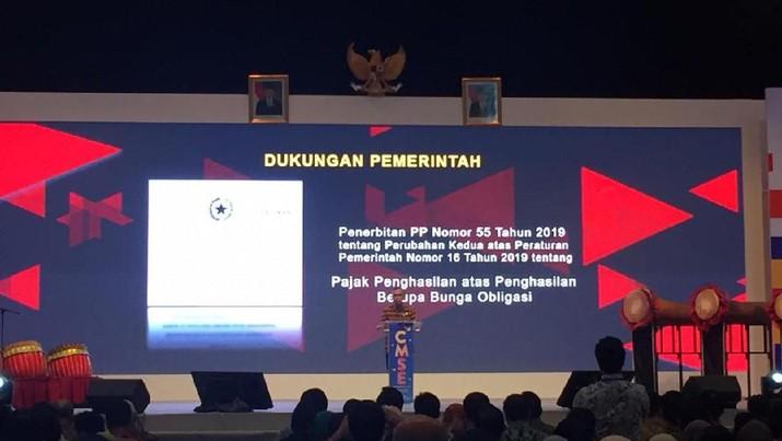 OJK akan menindaklanjuti kebijakan tersebut dengan membuat kebijakan-kebijakan yang bisa menjadi lompatan bagi pasar modal Indonesia.