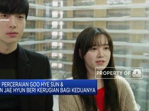 Akibat Cerai, 2 Kontrak Goo Hye Sun dan Ahn Jae Hyun Melayang