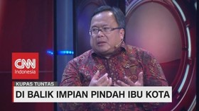 VIDEO: Pemerintah Jawab Keraguan Soal Pindah Ibu Kota (1-2)