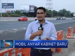 Mobil Anyar Kabinet Baru Jokowi