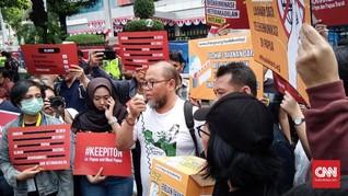 Pemerintah Bakal Digugat Terkait Blokir Internet di Papua
