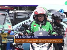 PM Mahathir Setuju Gojek Beroperasi di Malaysia