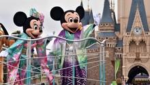 Cegah Penyebaran Virus Corona, Disneyland China Ditutup