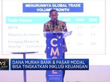 Darmin Ingin Pasar Modal & Bank Sediakan Dana Murah