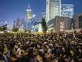 Aksi Solidaritas, Mahasiswa Hong Kong Mogok Kuliah 2 Pekan