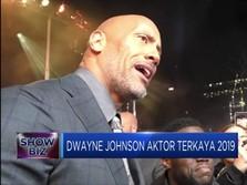Top! Dwayne Johnson Aktor Terkaya 2019