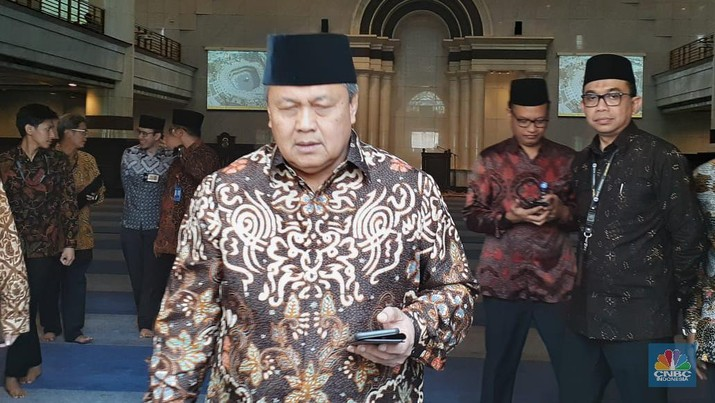 Gubernur Bank Indonesia (BI) Perry Warjiyo tetap yakin pasar keuangan domestik tetap menarik bagi investor asing
