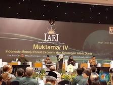 Kiai Ma'ruf Dukung Sri Mulyani Jadi Bos Ahli Ekonomi Islam RI