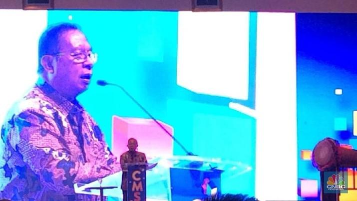Menko Perekonomian Darmin Nasution mengungkapkan beberapa pandangan terkait dengan strategi pasar modal.
