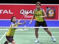 Hasil Kejuaraan Dunia: Greysia/Apriyani Gagal ke Final