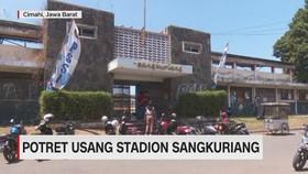 VIDEO: Potret Usang Stadion Sangkuriang