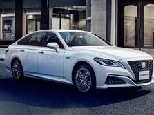 Mobil Dinas Baru Menteri Crown G-Executive, Ini Kelebihannya