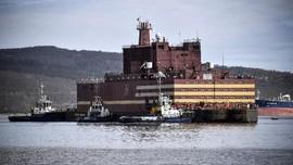 Rusia Akan Pamer Reaktor Nuklir Terapung Pertama di Dunia