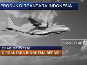 Kisah Jatuh Bangun Dirgantara Indonesia