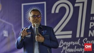 Dukung Jokowi, PAN Sebut Perbedaan Politik Sudah Berakhir