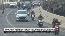 VIDEO: Wacana Pembentukan Provinsi Bogor Raya