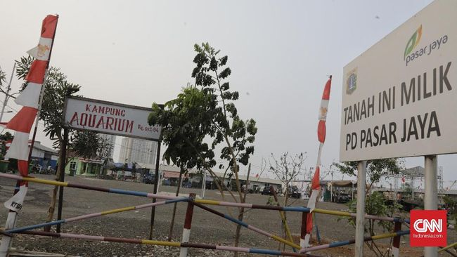 Pemprov DKI Sebut Pembangunan Kampung Akuarium Sesuai Aturan