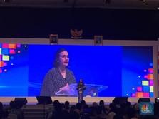 Sri Mulyani Sentil Soal Penegakan Hukum Pasar Modal