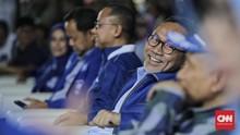 Zulkifli Hasan Ajak Kader PAN Tak <i>Baper</i> Hasil Pemilu