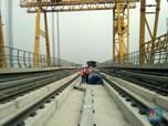 Keren! LRT Made in Madiun akan Wira-Wiri Cawang-Cibubur