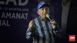 Amien: Minta Tulus ke Pak Jokowi, Tunda Dulu Pindah Ibu Kota