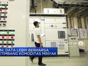Jokowi Ingin Kembangkan Data Center