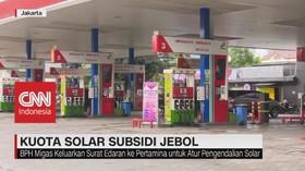 VIDEO: Kuota Solar Subsidi Jebol