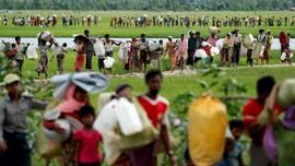 Lelaki Rohingya Tewas Kena Ranjau di Perbatasan Myanmar
