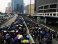 Kisah TKI Kesulitan Nongkrong karena Rusuh Demo Hong Kong