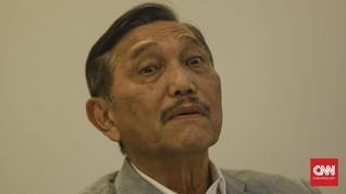 Luhut akan Tawarkan Kebun Kopi dan Pala di Papua ke Investor