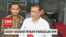 VIDEO: Deddy Mizwar Penuhi Panggilan KPK